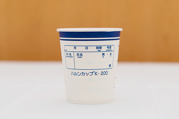 尿 : 蛋白・糖・潜血